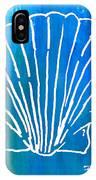 Beachside Shell IPhone Case