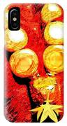 Beads And Baubles IPhone Case