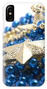 Beads And Stars IPhone Case