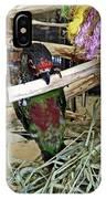 Beak Ups IPhone Case