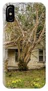 Beale Rd. In Bloom IPhone Case