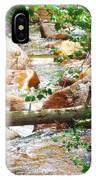Bear Creek Cheyenne Canyon IPhone Case