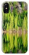Bear Lake IPhone Case
