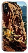 Bear Mountain 06-118 IPhone Case
