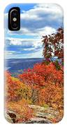 Bear Mountain Gold And Bronze IPhone Case