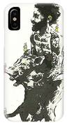 Beastly Birds And The Feral Swine Hunter IPhone Case