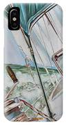 Beating Windward IPhone Case