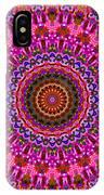 Beatitude No. 4 Kaleidoscope IPhone Case