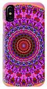 Beatitude No. 4 Mandala IPhone Case