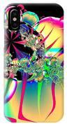 Beautiful Balloon Bouquet Fractal 57 IPhone Case