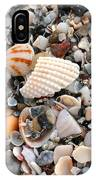 Beautiful Broken Shells IPhone Case