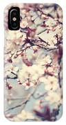 Beautiful Cherry Tree Blossom IPhone Case