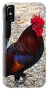Beautiful Cock  IPhone Case