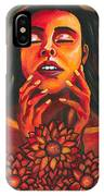 Beautiful Demon IPhone Case