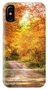 Beautiful Fall Day IPhone Case