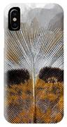 Beautiful Feather IPhone Case