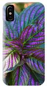 Beautiful Foliage  IPhone Case