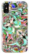 Beautiful Garbage Clean Queen IPhone Case
