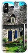 Beautiful Home ... IPhone Case
