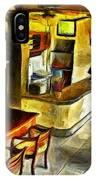 Beautiful Lobby IPhone Case