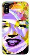 Beautiful Marilyn Monroe IPhone Case