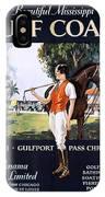 Beautiful Mississippi, Gulf Coast IPhone Case