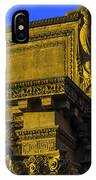 Beautiful Palace Of Fine Arts IPhone Case
