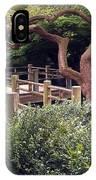 Beautiful Park In San Francisco IPhone Case