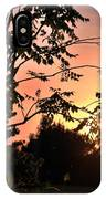 Beautiful Park Sunset View Trees IPhone Case