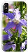 Tall Bellflower IPhone Case