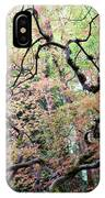 Beautiful Japanese Garden,butchart Gardens,victoria,canada 1. IPhone Case