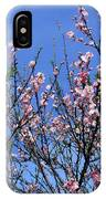 Beautiful Spring. Blooming Tree 1 IPhone Case