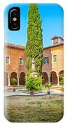 Beautiful Venetian Patio IPhone Case