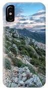 Beautiful View Of Baunei IPhone Case