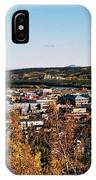 Beautiful Whitehorse ... IPhone Case