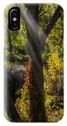 Beautiful Woodlands IPhone Case