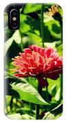 Beautiful Zennia IPhone Case