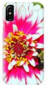 Beauty And The Bee #1 IPhone Case