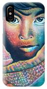 Beauty Girl IPhone Case