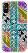 Beauty In The Cross IPhone Case