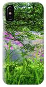 Beauty In The Fog IPhone Case