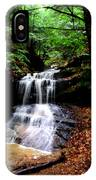 Beauty In The Woods IPhone Case
