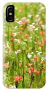Beauty Is Spring IPhone Case