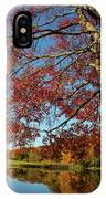 Beauty Of Fall IPhone Case