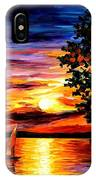Beauty Of Night IPhone Case