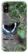Beauty On The Dusty Path IPhone X Case