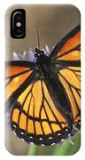 Beauty With Wings IPhone Case
