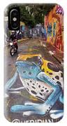 Beco Do Batman, Sao Paulo, Brazil IPhone Case