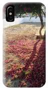 Bed Of Bougainvillea IPhone Case