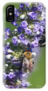 Bee Cause IPhone Case